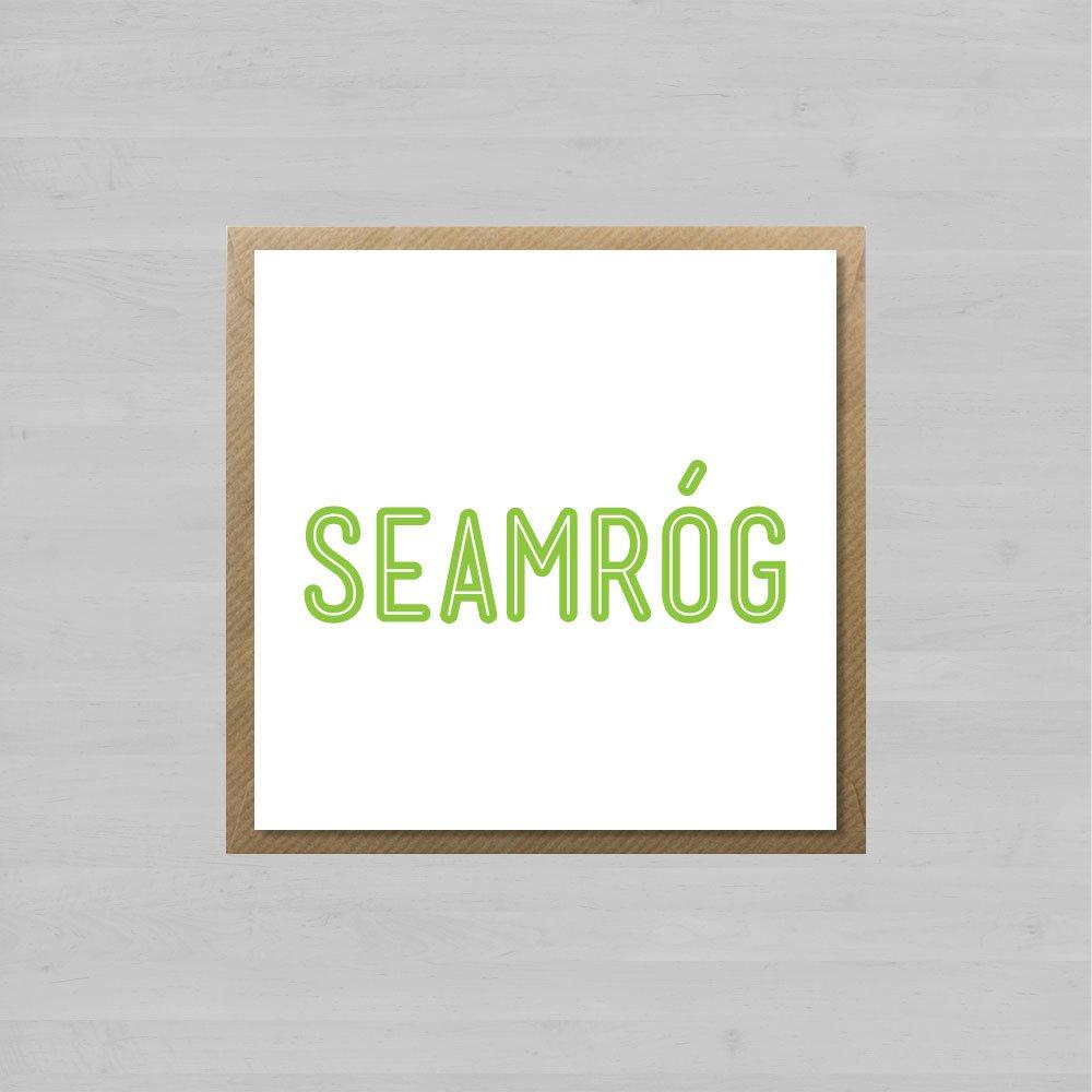 Seamrog + Envelope