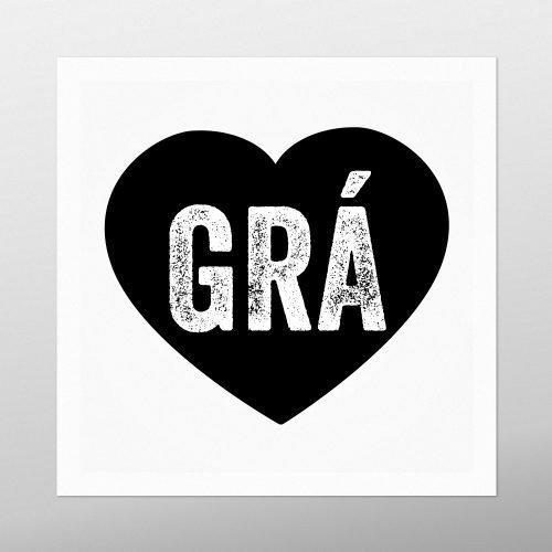 Gra Artwork | Homebird | Irish Art & Prints